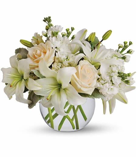Ordering Online Flowers