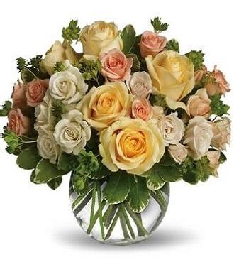 Romantic Flowers De1ivered