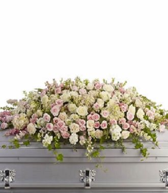 Casket Spray Flowers