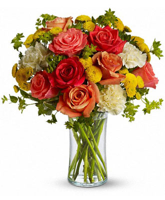 Veterans Day Flowers Bouquet