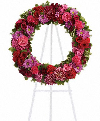 Wreath Flowers