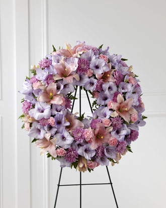 Flower Wreaths For Funerals