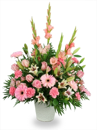 Tropical Floral Arrangements