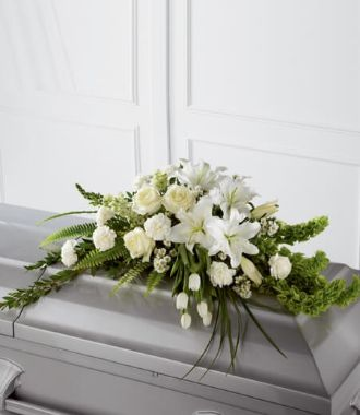 Flowers For Casket