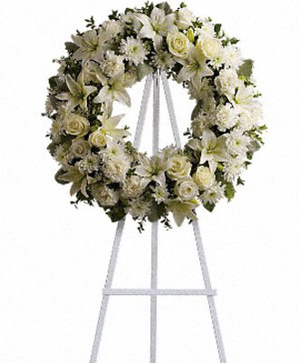 Wreaths For Funerals Designs