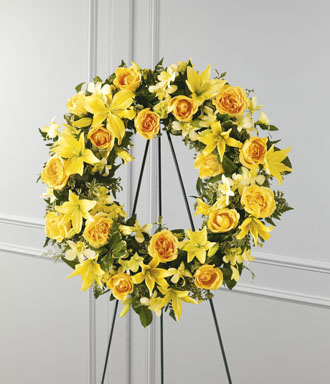 Floral Arrangements For Funerals