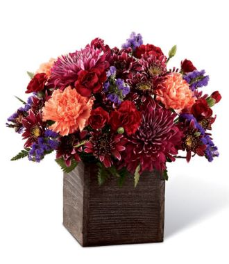 Flower Arrangements For Thanksgiving