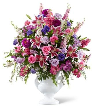 Funeral Flower Baskets