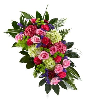 Sending Flowers To Funeral Home
