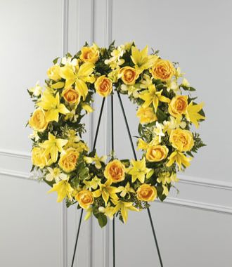Sending Flowers To A Funeral