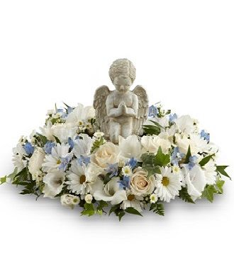 Funeral Flowers To Be Delivered