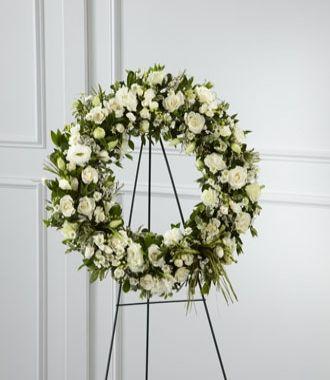 Funeral Table Floral Arrangements