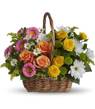 Send Flower Basket