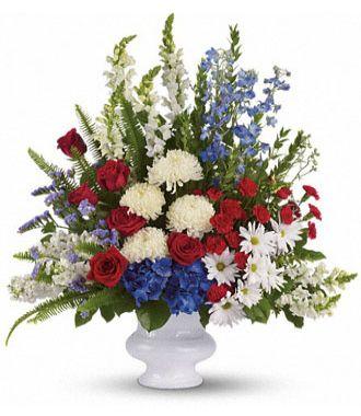 Flower Arrangements For Funerals