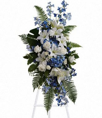 Flower Arrangements For Funerals