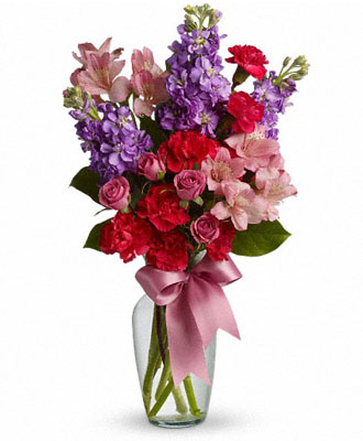 Congratulations Flower Bouquet