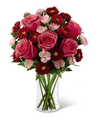 Valentines Flower Arrangements