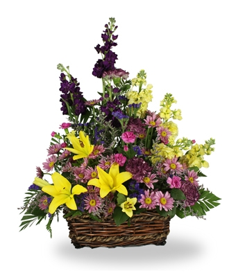 flower arrangements for spring