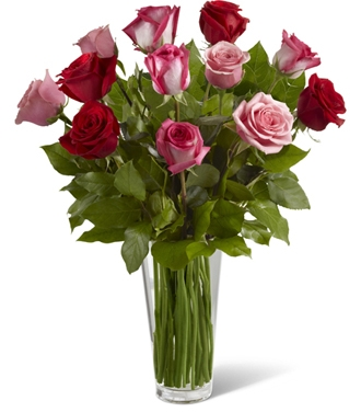 Valentine Day Flowers Delivery